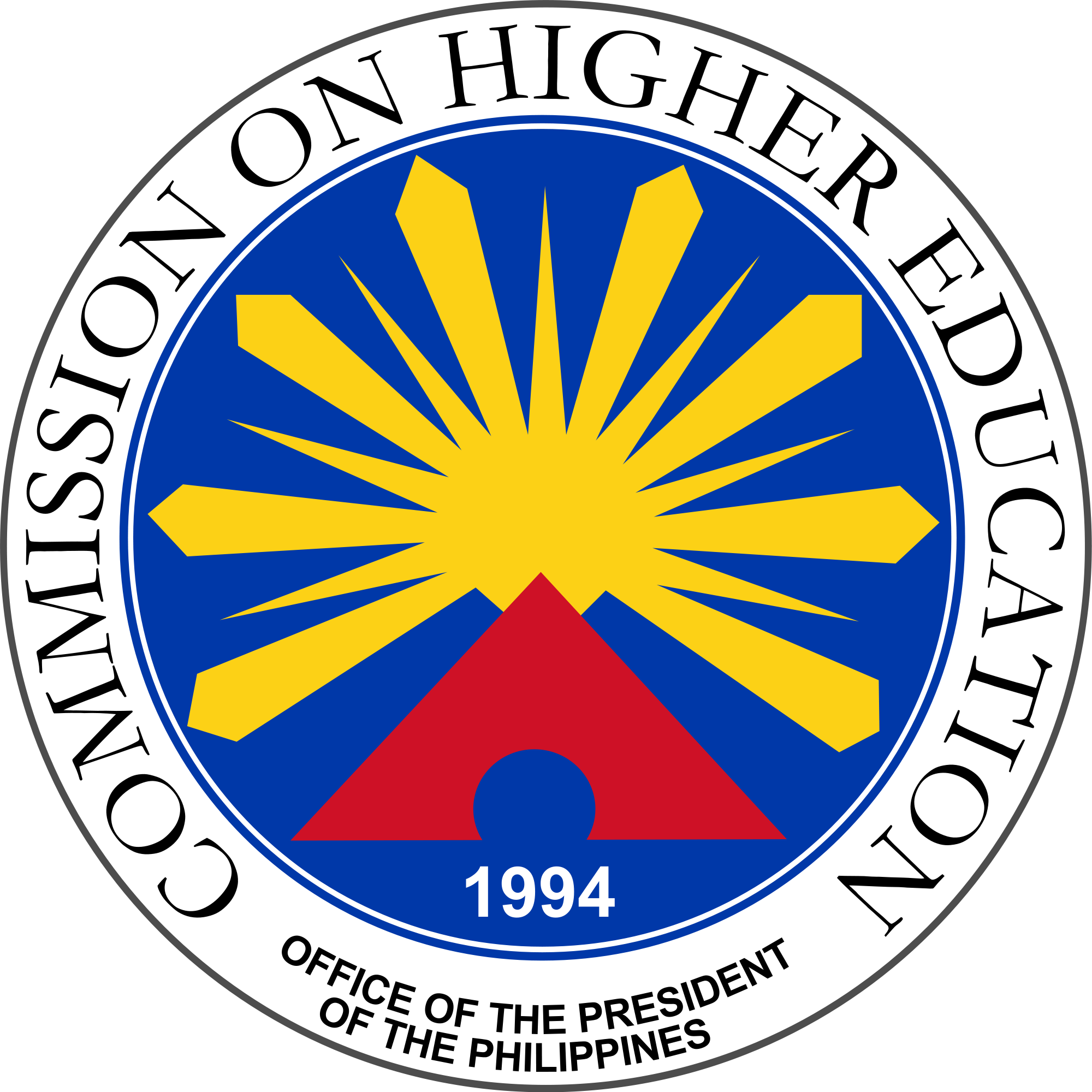 Comission on Higher Education